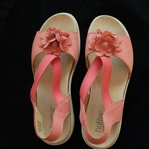 Sandals made by Hotter of England size 9 1/2
